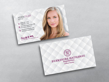 Order berkshire hathaway business cards free shipping design berkshire hathaway business card bhr201 reheart Choice Image