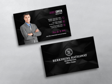 Order berkshire hathaway business cards free shipping design berkshire hathaway business card bhr202 colourmoves