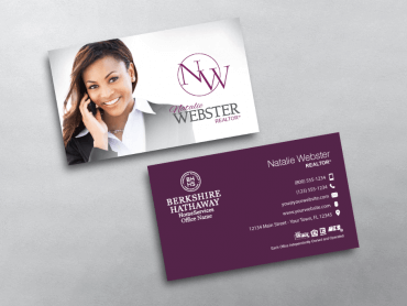 Order berkshire hathaway business cards free shipping design berkshire hathaway business card bhr213 colourmoves