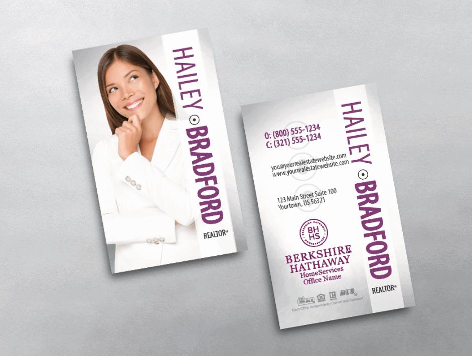 Berkshire Hathaway Business Cards Berkshire Hathaway Business Card
