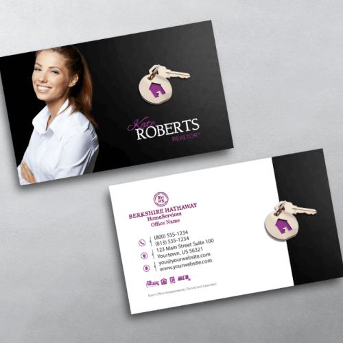 Berkshire Hathaway Business Card Templates